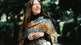 Portrait de la romancière Israëlienne Zeruya Shalev.