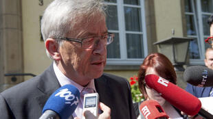 Shugaban gwamnatin Luxembourg, Jean-Claude Juncker