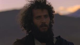 Les comédiens sont des non professionnels: Ahmed Hammoud, l'un des personnages principaux du film.