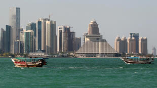 Doha, Qatar, Juni 5, 2017.