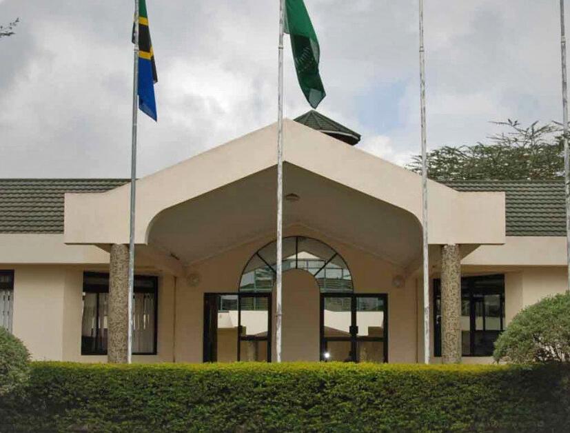 Mahakama ya Afrika na Haki za Binadamu mjini Arusha nchini Tanzania.