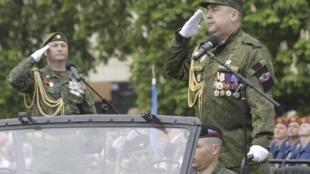 Глава самопровозглашенной ЛНР Игорь Плотницкий подал в отставку