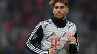 Veteran midfielder Javi Martinez will leave Bayern Munich at the end of the season