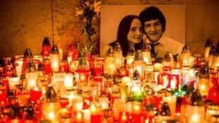 یان کوسیاک، ژورنالیست ۲۷ ساله اسلواک، و نامزدش در فوریه سال ۲۰۱۸ میلادی به دست افراد ناشناس به قتل رسیدند.