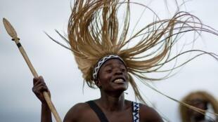 Un danseur «Intore» comme ceux du ballet national du Rwanda. (Image d'illustration)