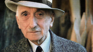 François Mauriac (1885 - 1970) obtuvo el premio Nobel de Literatura en 1952.