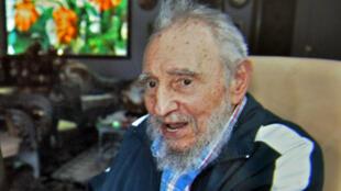 فیدل کاسترو، رهبر پیشین کوبا