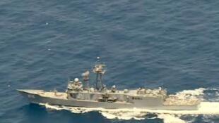 ناوگان نظامی مصر  جستجوها را ادامه می دهد