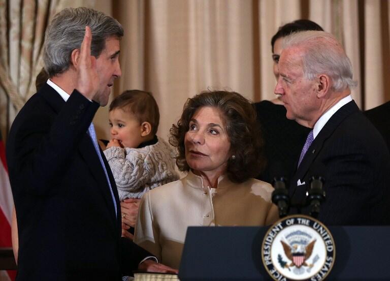 O novo secretário de Estado americano John Kerry
