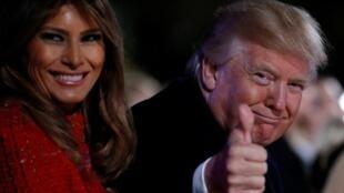 دونالد ترامپ به نخستین پیروزی قانونی مهم خود دست یافت