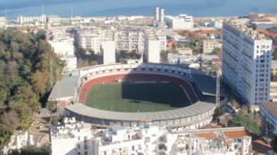 Le Stade du 20 août 1955 (Alger), antre du CR Belouizdad.
