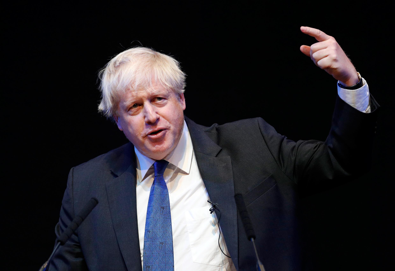 Boris Johnson, confirmou, esta quinta-feira, que será candidato ao cargo de primeiro-ministro no Reino-Unido