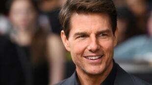 Tom Cruise quer se tornar o primeiro ator a rodar cenas de uma ficção no espaço.