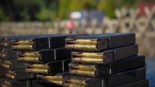 En Afrique, le secteur de l'armement ne connait pas la crise (image d'illustration).