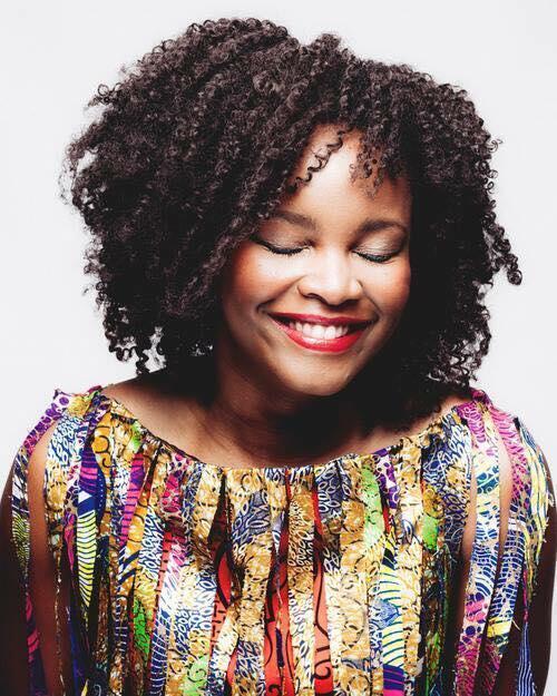 Cantora de origerm moçambicana Selma Uamusse