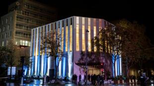 Le Centre européen du judaïsme d'une superficie de 5000 mètres carrés a été inauguré ce mardi 29 octobre 2019 à Paris.