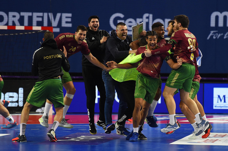 Andebol - Portugal - André Gomes - Alexandre Cavalcanti - Handball - Desporto - Jogos Olímpicos - Torneio