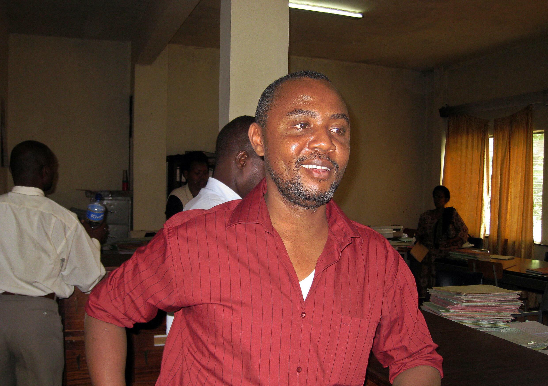 Alexis Sinduhije - MSD - Burundi