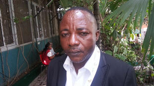 Nathanael Buka Mupungu, porte-parole national de la COPACO-PRP.