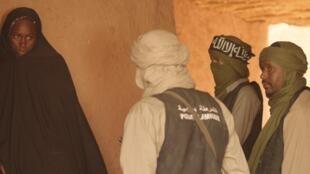 """Cena do filme """"Timbuktu"""" do cineasta mauritano Abderrahmane Sissako, primeiro filme projetado em Cannes neste ano de 2014."""
