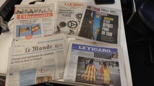 Diários franceses 21.12.2017