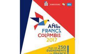 Année France Colombie 2017.