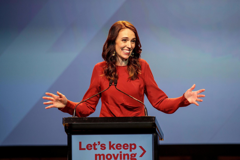 Jacinda Arden, Primeira-ministra da Nova Zelândia