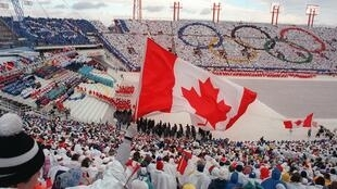 Calgary a déjà accueilli les jeux Olympiques d'hiver en 1988.
