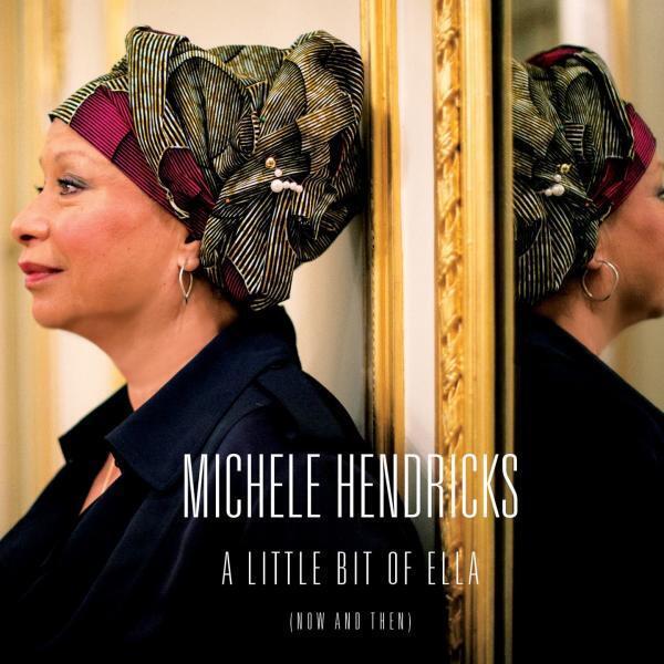 Michèle Hendricks rend hommage à Ella Fitzgerald en présence de Tommy Flanagan.
