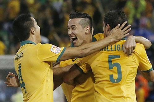 Đội tuyển Úc lần đầu tiên giành chức vô địch bóng đá châu Á - Reuters