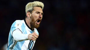 Lionel Messi returned from international retirement to hit the winner against Uruguay.
