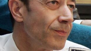 Alain Gardère en 2006.