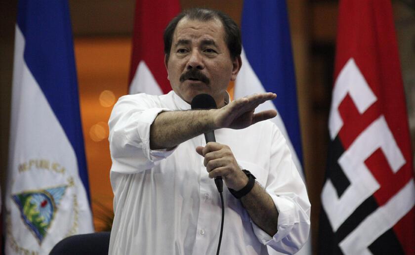 Le président Ortega, déjà taxé d'autoritarisme et de corruption, pourrait se voir affublé d'une réputation de mégalomane sur ce sujet.
