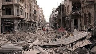 شهر حلب-تصویر آرشیوی