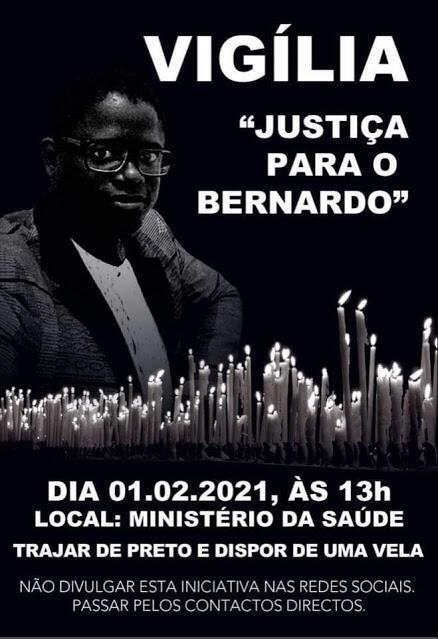 Procuradoria-Geral da República da Guiné-Bissau instaurou um inquérito para apurar responsabilidades sobre a morte de Bernardo.