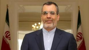 حسین جابر انصاری، سخنگوی وزارت خارجۀ ایران