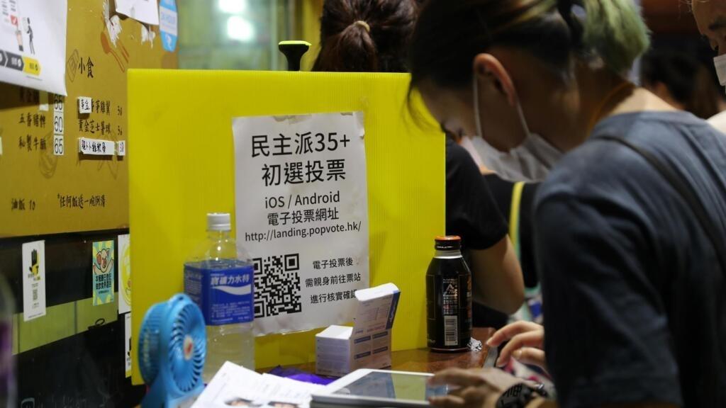La Chine s'attaque aux primaires des pro-démocraties à Hong Kong