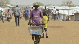 Une rue de Juba, la capitale du Soudan du Sud (image d'illustration).