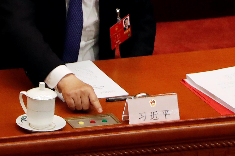 Всекитайское собрание народных представителей 28 мая практически единогласно одобрило постановление о принятии закона об изменении правовой системы Гонконга.