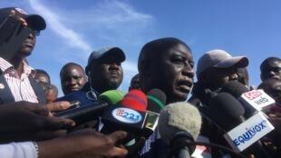 Pour les représentants de la majorité au dialogue, le leader officiel de l'opposition devrait être le candidat arrivé deuxième à la présidentielle, donc Idrissa Seck. (image d'illustration)