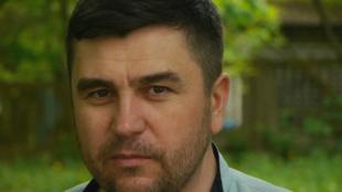 Kоординатор кампании «Правозащитники против смертной казни вБеларуси» Андрей Полуда