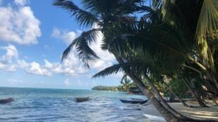 Sur l'île Sainte-Marie, au large de la côte est de Madagascar, la majorité des habitants vivent du tourisme.