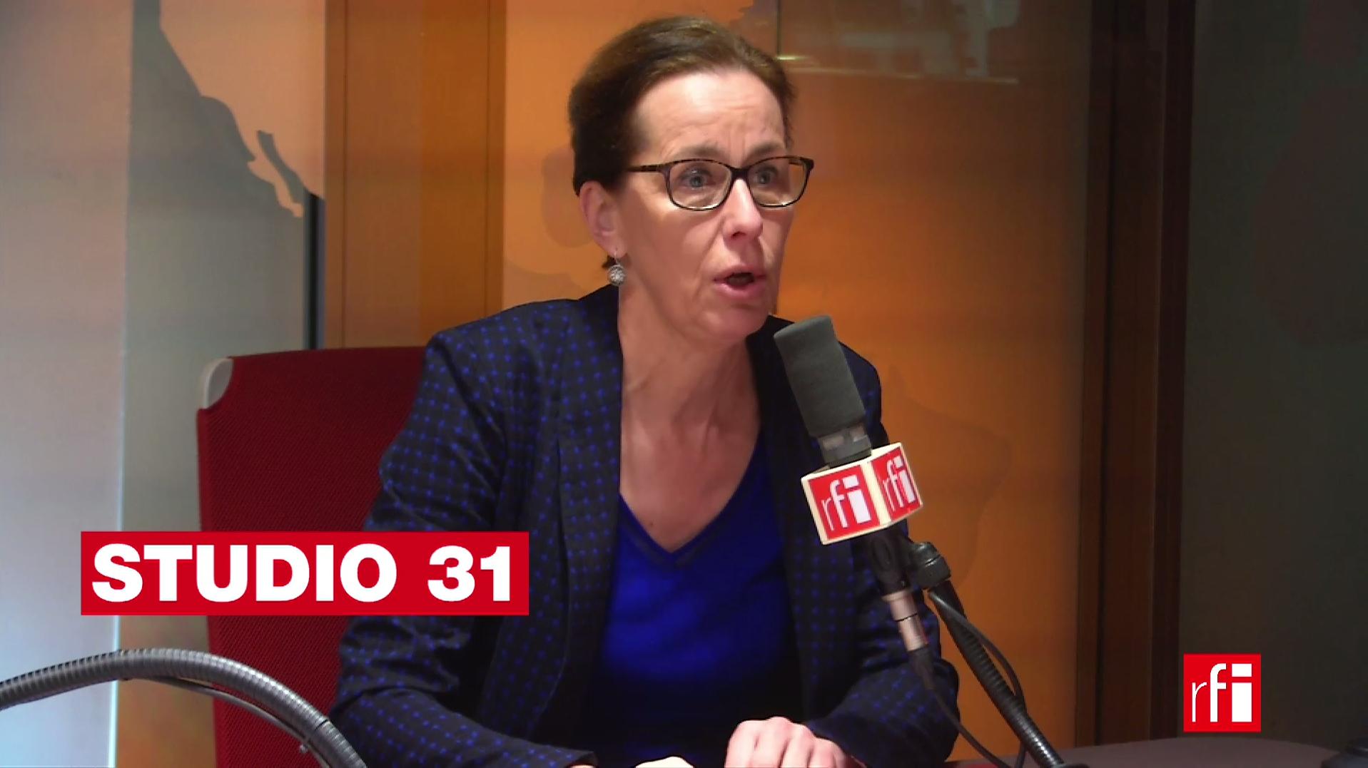 Fabienne Keller sur RFI le 11 janvier 2018.