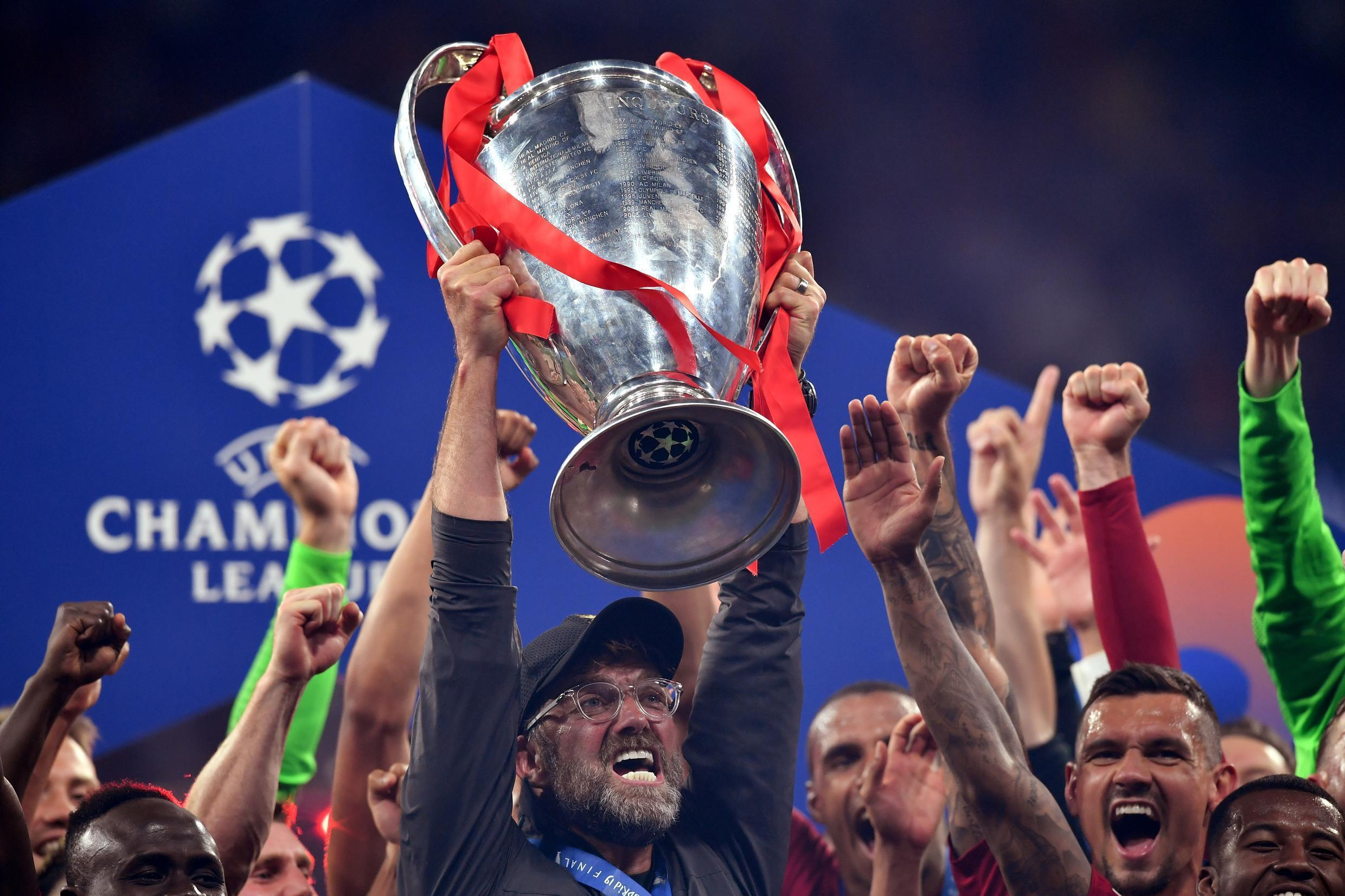 Liverpool won the 2018/19 Champions League title after beating Tottenham Hotspur in the final. The 2020 showdown should have taken place in Istanbul but will be played in Lisbon.