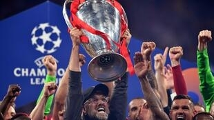 Liverpool won the 2018/19 Champions League title