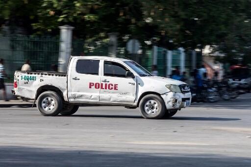 police port-au-prince haiti