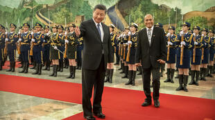 Chine - Kiribati - Xi Jinping