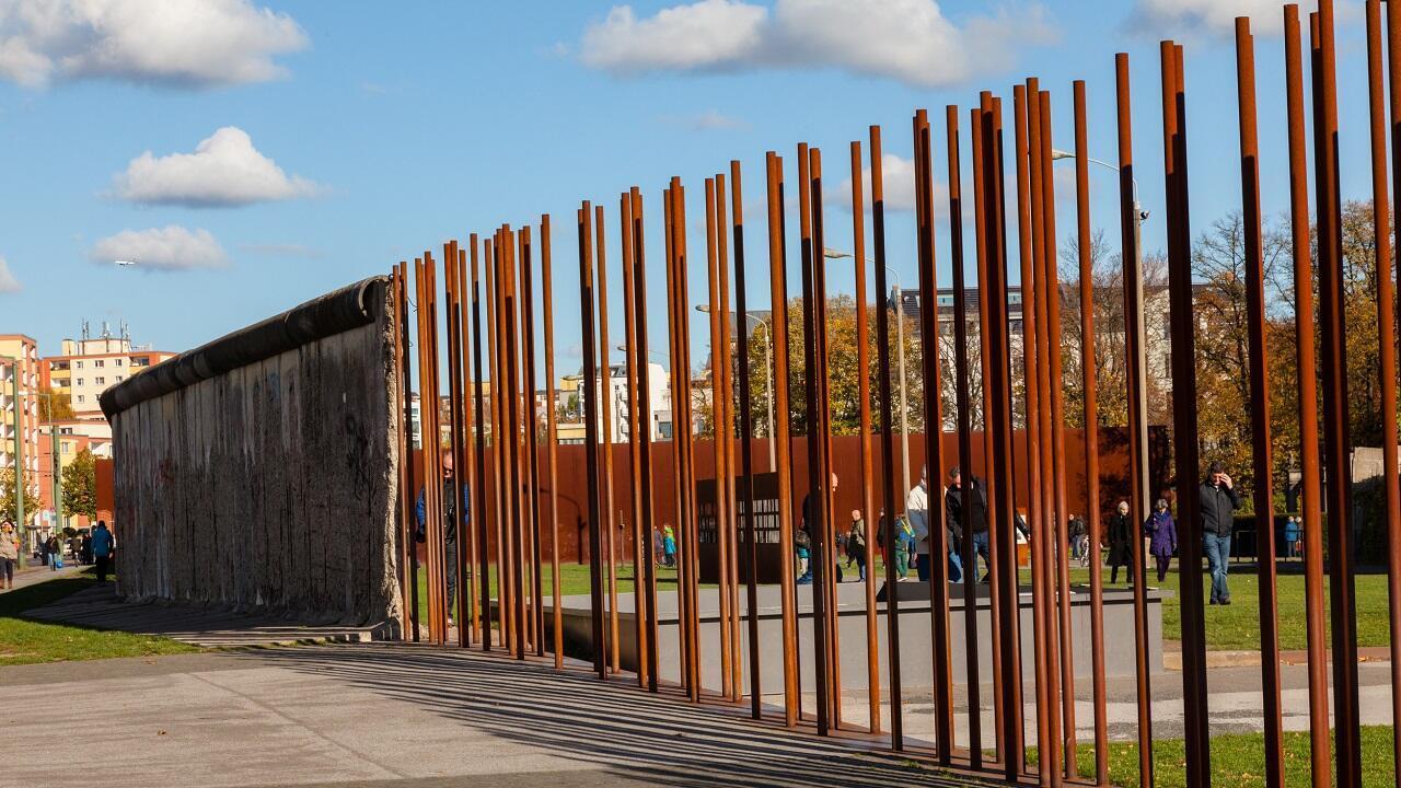 柏林牆變成藝術