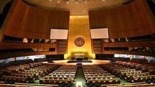 Зал Генеральной Ассамблеи ООН, Нью-Йорк