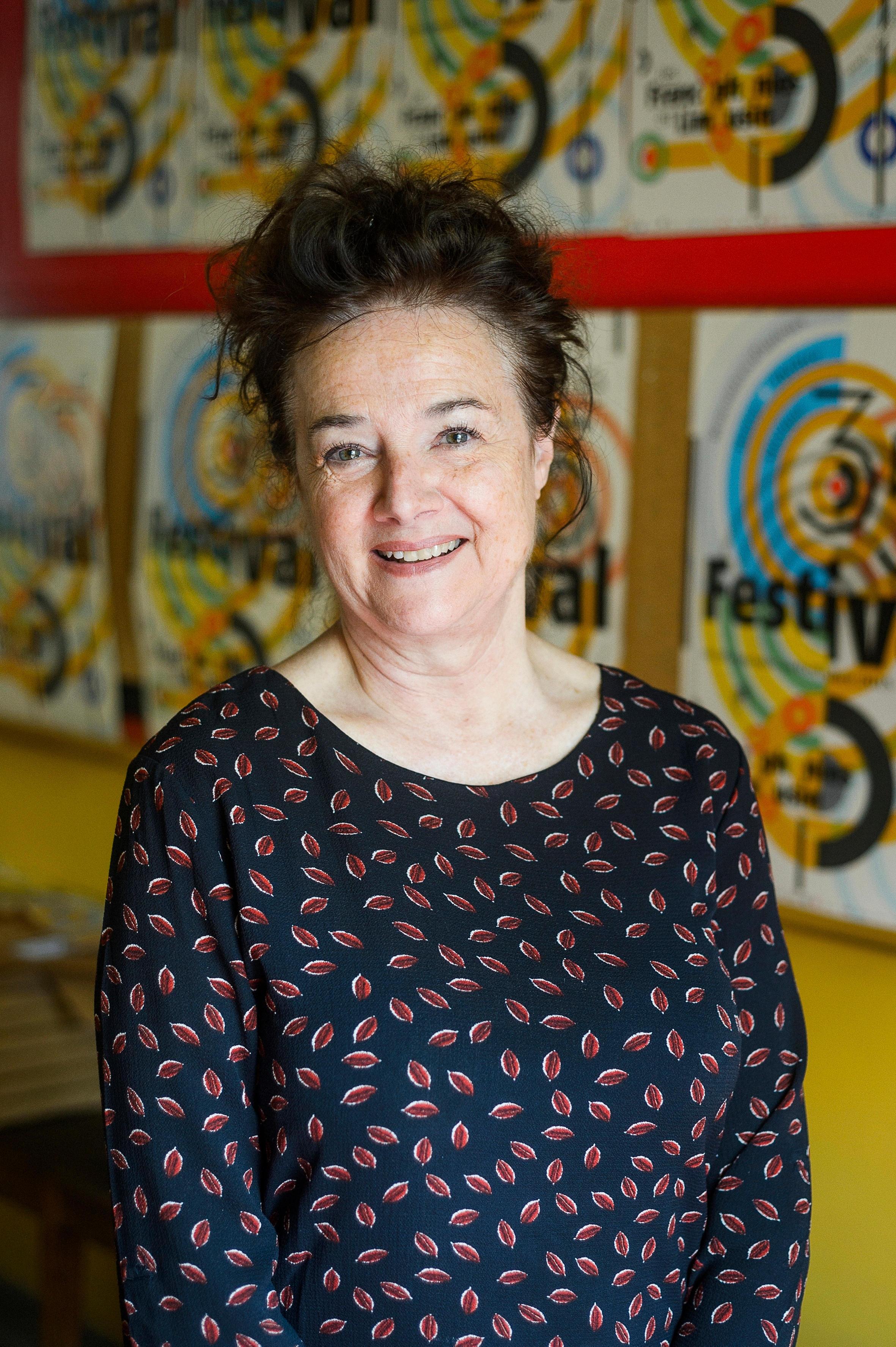 Marie-Agnès Sevestre, directrice des Francophonies en Limousin.